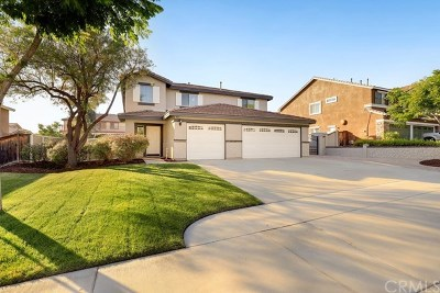 Highland Single Family Home For Sale: 7854 San Benito Street