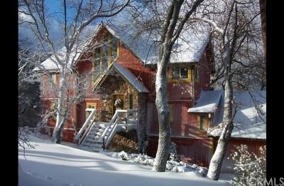 Lake Arrowhead Single Family Home For Sale: 1204 Yellowstone Drive