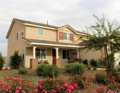 Calimesa Single Family Home For Sale: 144 Knoll Crest Drive