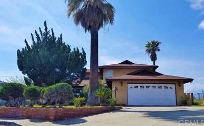 San Bernardino Single Family Home For Sale: 8156 Pepper Avenue