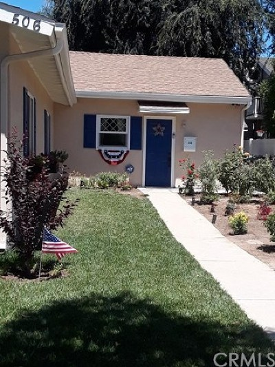 Redlands Single Family Home For Sale: 506 Glenwood Drive