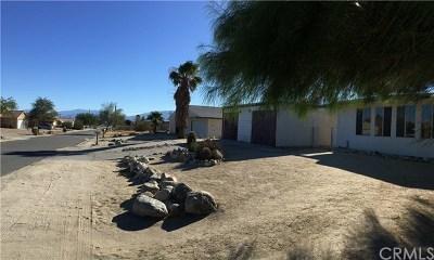 Desert Hot Springs Single Family Home For Sale: 13085 Ramona Drive