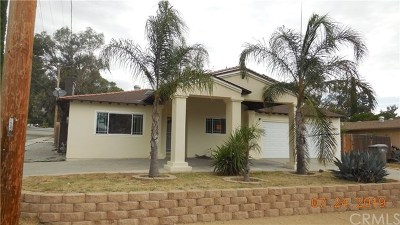 Banning Single Family Home For Sale: 2973 W Williams Street
