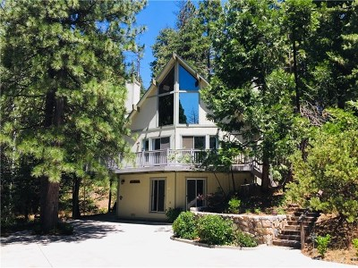 Lake Arrowhead Single Family Home For Sale: 635 Grass Valley