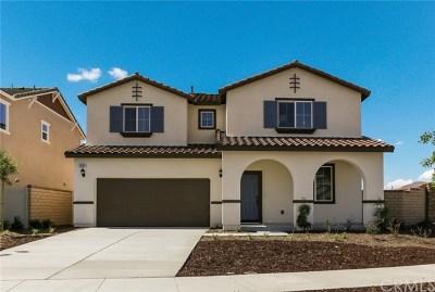 Menifee Single Family Home For Sale: 24905 Sagebush Lane