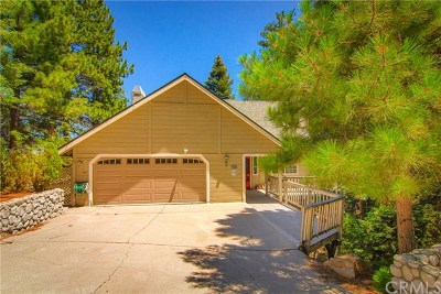 Lake Arrowhead Single Family Home For Sale: 26344 Spyglass Drive