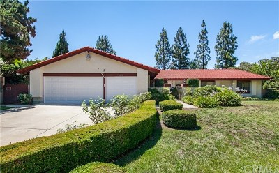 Redlands Single Family Home For Sale: 1358 Knoll Road