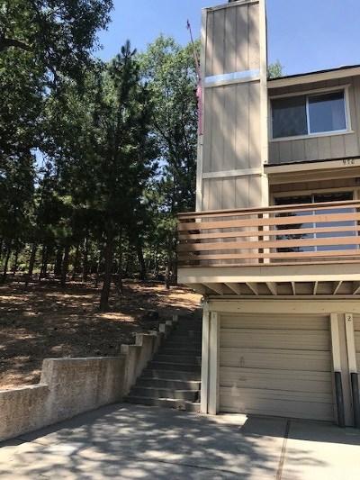 Lake Arrowhead Condo/Townhouse For Sale: 970 Lucerne Lane
