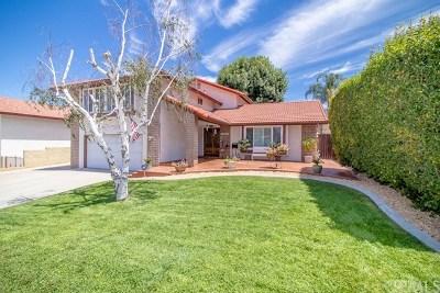 Yucaipa Single Family Home For Sale: 13559 Pamela Court