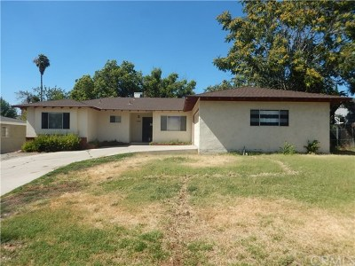 Yucaipa Single Family Home For Sale: 35062 Comberton Street