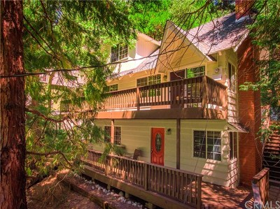 Lake Arrowhead Single Family Home For Sale: 249 Fremont Road