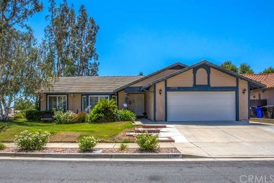 Rancho Cucamonga Single Family Home For Sale: 11799 White Mountain Court