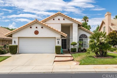 Banning CA Single Family Home For Sale: $299,750