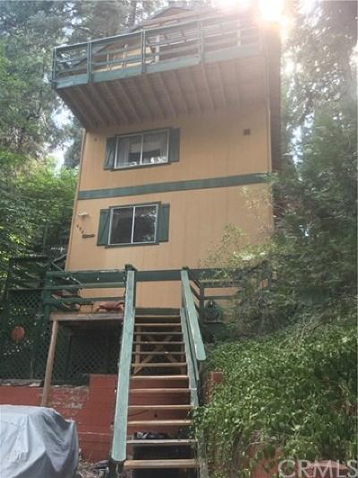 Lake Arrowhead Single Family Home For Sale: 694 Oakmont Lane