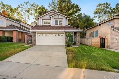 Riverside Single Family Home For Sale: 17641 Morning Sun Court
