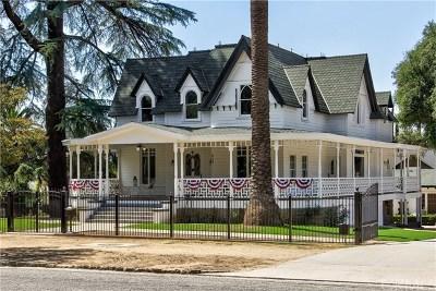 Redlands Single Family Home For Sale: 654 W Highland Avenue