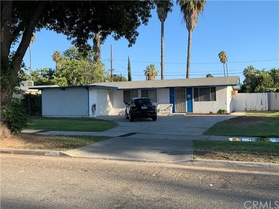 Riverside Single Family Home For Sale: 5426 Beatty Drive