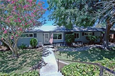 Redlands Single Family Home For Sale: 1216 W Crescent Avenue