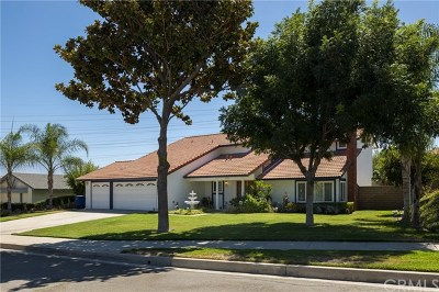 Loma Linda Single Family Home Active Under Contract: 11751 Nelson Street