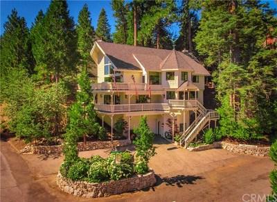 Lake Arrowhead CA Single Family Home For Sale: $1,199,000