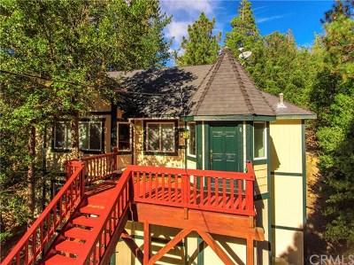 Lake Arrowhead CA Single Family Home For Sale: $365,000