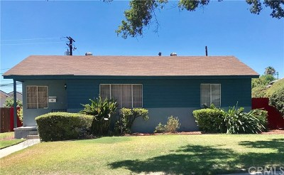 San Bernardino Single Family Home For Sale: 3688 N Lugo Avenue