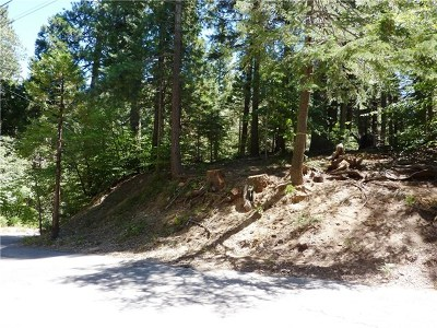 Lake Arrowhead CA Residential Lots & Land For Sale: $119,900