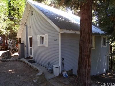 Twin Peaks Single Family Home For Sale: 637 Alpine Lane