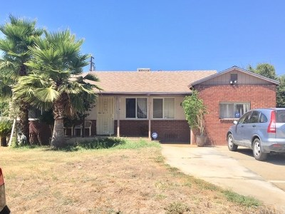 San Bernardino Single Family Home For Sale: 4632 Acacia Avenue
