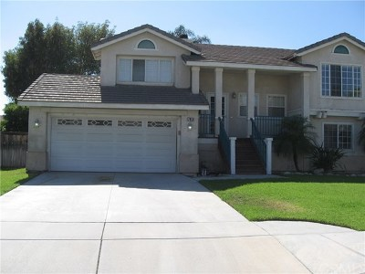 Highland Single Family Home For Sale: 7450 Windrose Drive
