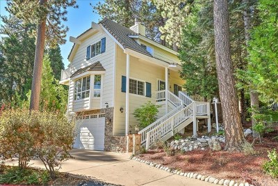 Lake Arrowhead Single Family Home For Sale: 27502 Meadow Bay Drive
