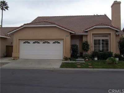 Banning Single Family Home For Sale: 2722 Spring Place