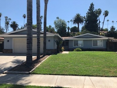 Riverside Rental For Rent: 10070 Shady View Street