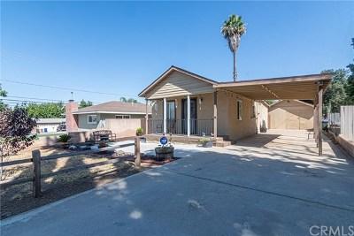 Yucaipa Single Family Home For Sale: 34918 Beech Avenue