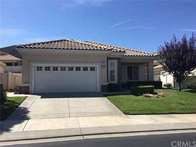Banning Single Family Home For Sale: 5916 Indian Canyon Drive
