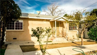 Banning Single Family Home For Sale: 517 E George Street