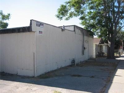San Bernardino Commercial For Sale: 2105 N Mount Vernon Avenue