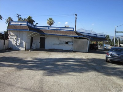 Rancho Cucamonga Commercial For Sale: 8008 Archibald Avenue