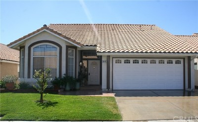 Banning Single Family Home For Sale: 4864 W Forest Oaks Avenue
