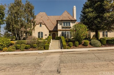 Redlands Single Family Home For Sale: 1644 Smiley Heights Drive