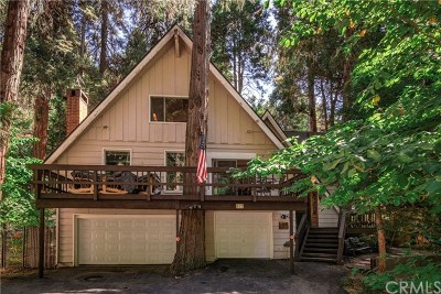Lake Arrowhead Single Family Home For Sale: 427 Cottage Grove Road
