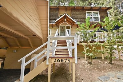 Twin Peaks Single Family Home For Sale: 26673 Lake Forest Drive