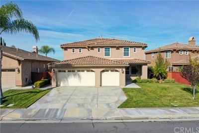 Temecula Single Family Home For Sale: 44869 Mumm Street