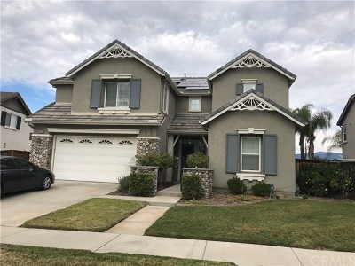 Loma Linda Single Family Home For Sale: 24214 Khan Drive