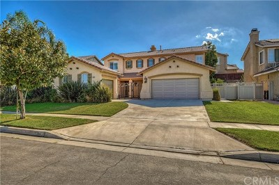 Loma Linda Single Family Home For Sale: 11536 Laurel Avenue