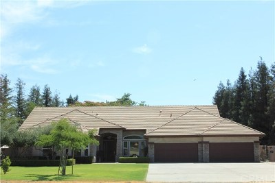 Tulare County Single Family Home For Sale: 40912 Road 40