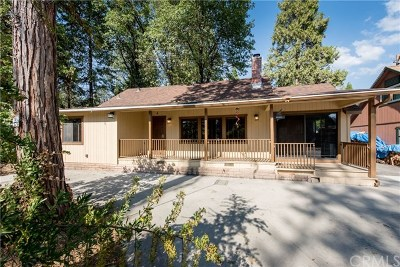 Bass Lake Single Family Home Active Under Contract: 39351 Blue Jay Drive