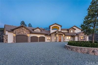 Oakhurst Single Family Home For Sale: 48450 Road 620