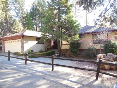Bass Lake Single Family Home For Sale: 54664 Crane Valley