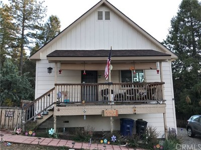 Oakhurst CA Single Family Home For Sale: $199,000